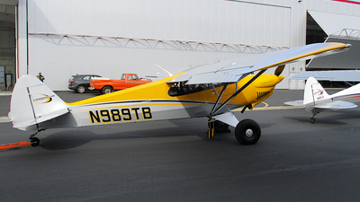 A picture of N989TB - Cub Crafters CC11 Carbon Cub - [CCX20000037] - © Jamie West