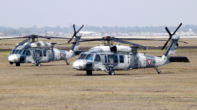1064 - Sikorsky UH-60M Blackhawk - Mexico - Air Force