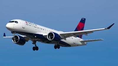N306DU - Airbus A220-371 - Delta Air Lines