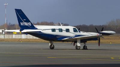 N118HB - Piper PA-31T1 Cheyenne I - Private