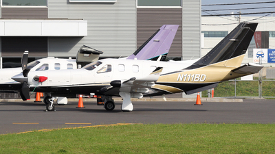 N111BD - Socata TBM-900 - Private