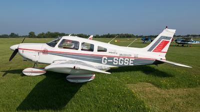 G-SGSE - Piper PA-28-181 Archer II - Private