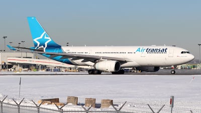 A picture of CGUBL - Airbus A330243 - Air Transat - © Guy Langlois
