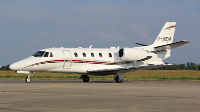 G-DEIA - Cessna 560XL Citation XLS Plus - Private