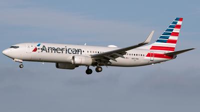 N857NN - Boeing 737-823 - American Airlines