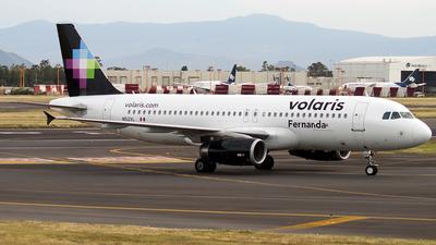 N512VL - Airbus A320-233 - Volaris