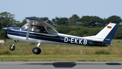 D-EKKB - Reims-Cessna F150K - Private