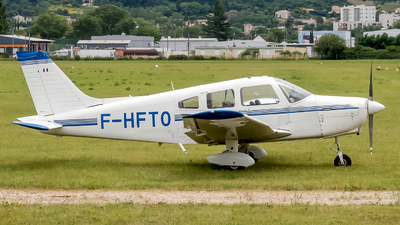 F-HFTO - Piper PA-28-151 Cherokee Warrior - Private