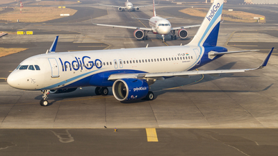 VT-IJP - Airbus A320-271N - IndiGo Airlines