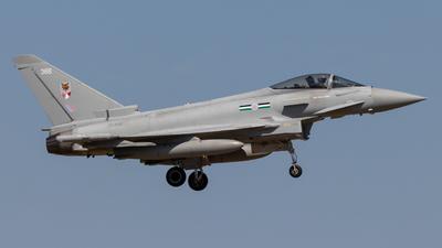 ZK366 - Eurofighter Typhoon FGR.4 - United Kingdom - Royal Air Force (RAF)