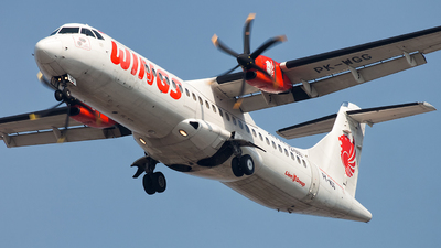 PK-WGG - ATR 72-212A(600) - Wings Air
