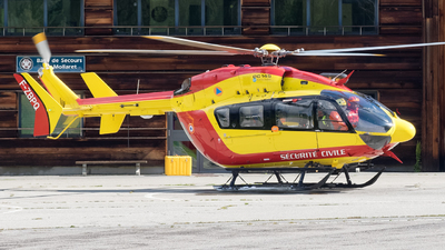 F-ZBPQ - Eurocopter EC 145 - France - Sécurité Civile