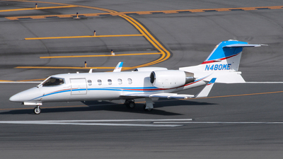 N480ME - Bombardier Learjet 31A - Private