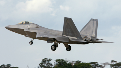 06-4113 - Lockheed Martin F-22A Raptor - United States - US Air Force (USAF)