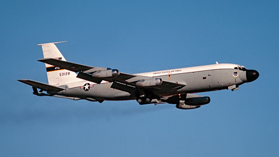 17244 - Boeing NKC-135A Stratotanker - United States - US Air Force (USAF)