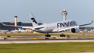 A picture of OHLWI - Airbus A350941 - Finnair - © Steve Rinde