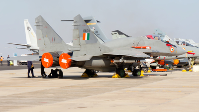KBU711 - Mikoyan-Gurevich MiG-29UPG Fulcrum - India - Air Force