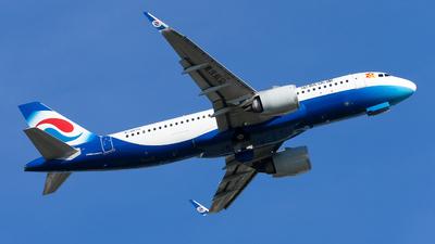 B-307S - Airbus A320-251N - Chongqing Airlines