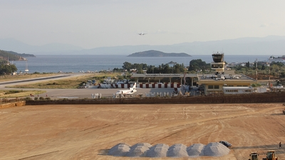 LGSK - Airport - Airport Overview