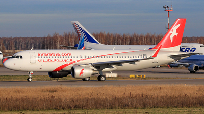 A6-AOD - Airbus A320-214 - Air Arabia