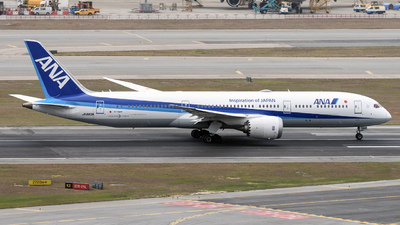 JA883A - Boeing 787-9 Dreamliner - All Nippon Airways (ANA)