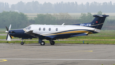 OH-JEM - Pilatus PC-12/47E - Private