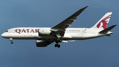 A7-BCT - Boeing 787-8 Dreamliner - Qatar Airways