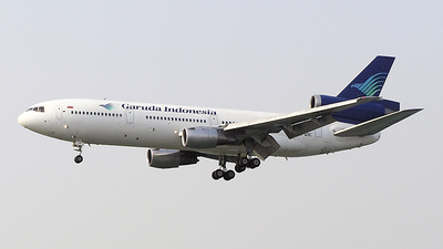 PK-GIC - McDonnell Douglas DC-10-30 - Garuda Indonesia