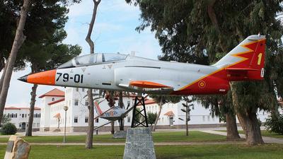 EC-DVQ - CASA C-101 Aviojet - CASA