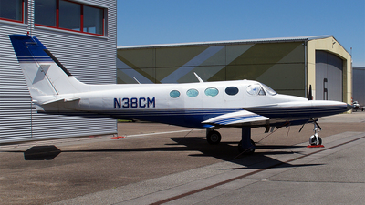 N38CM - Cessna 340A - Private