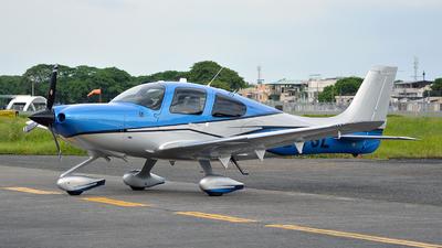 A picture of N217SL - Cirrus SR22 - [4539] - © Juan Carlos Villagomez