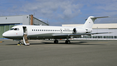 PH-KZC - Fokker 70 - Untitled