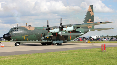 7T-WHF - Lockheed C-130H Hercules - Algeria - Air Force