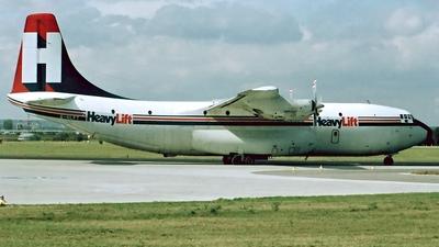 G-HLFT - Short SC-5 Belfast - HeavyLift Cargo Airlines