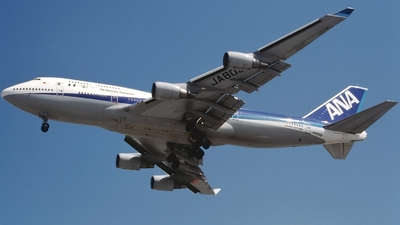 JA8098 - Boeing 747-481 - All Nippon Airways (ANA)