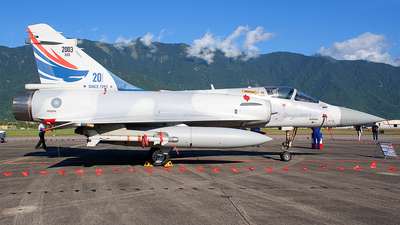 2003 - Dassault Mirage 2000-5EI - Taiwan - Air Force