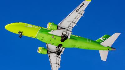 VQ-BYG - Embraer 170-100SL - S7 Airlines