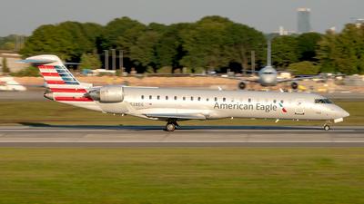 N528EG - Bombardier CRJ-702ER - American Eagle (PSA Airlines)