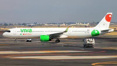 XA-VBA - Airbus A321-271NX - VivaAerobus