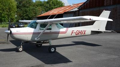 F-GHVX - Cessna 152 - Private