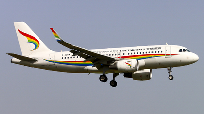 B-300W - Airbus A319-115 - Tibet Airlines