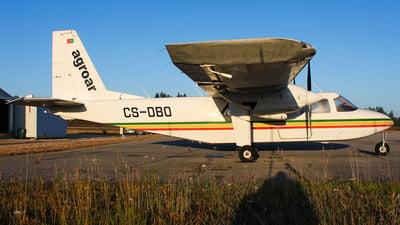 CS-DBO - Britten-Norman BN-2A Islander - Agroar - Trabalhos Aéreos
