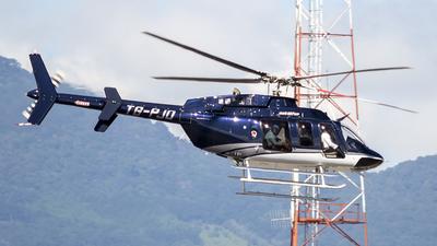 TG-PJO - Bell 407GXP - Private