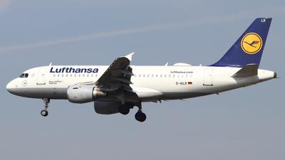 D-AILR - Airbus A319-114 - Lufthansa - Flightradar24