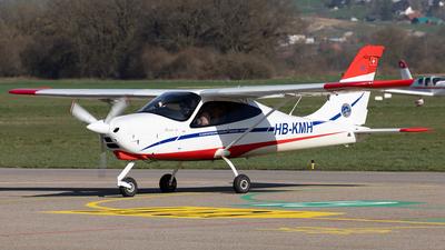 HB-KMH - Tecnam P2008JC - Flugsportgruppe Zürcher Oberland