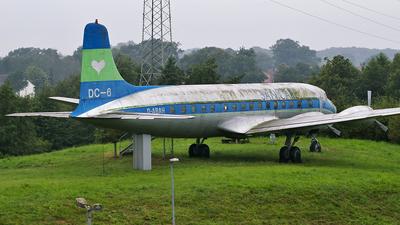 D-ABAH - Douglas DC-6 - Private