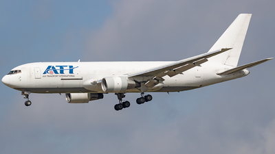 N763CX - Boeing 767-232(SF) - Air Transport International (ATI)