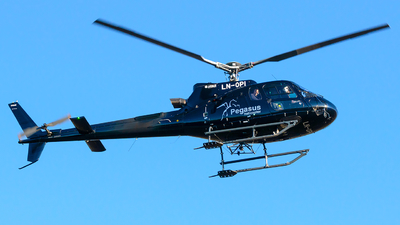 LN-OPI - Airbus Helicopters H125 - Pegasus Helicopters