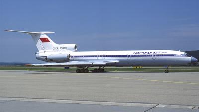 CCCP-85565 - Tupolev Tu-154B-2 - Aeroflot