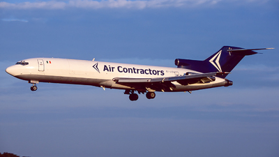 EI-LCH - Boeing 727-281(F) - Air Contractors